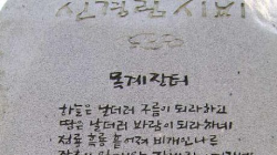 [시] 목계장터 - 신경림